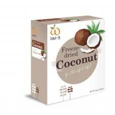 Natural Freeze-dried Coconut (No sugar added)