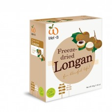 100% Natural Freeze-dried Longan
