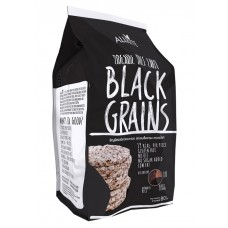 Organic Rice Cakes Black Grains