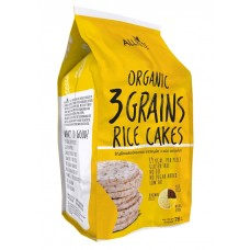 Organic Rice Cakes 3 Grains