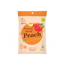 100% Natural Freeze-dried Peach