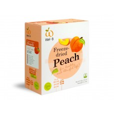 Natural Freeze-dried Peach 30g