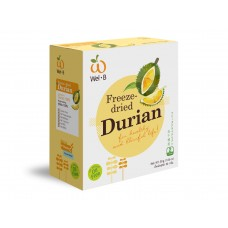 100% Natural Freeze-dried Durian