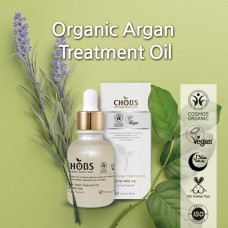 Organic Argan Treatment Oil