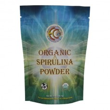 Earth Circle Organics Raw Spirulina Powder 113gm
