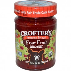 Crofter's Organic Premium Spread Four Fruit 有機四果果醬