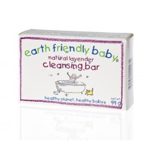 Earth Friendly Baby Lavender Cleansing Bar