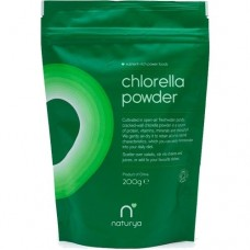 Naturya Organic Chlorella Powder Nutritional Power Food 有機綠藻粉營養食品