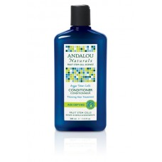 Andalou Naturals Age Defying Thinning Hair conditioner With Argan Fruit Stem Cells