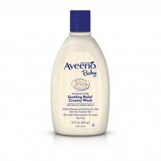 Aveeno Baby Soothing Relief Creamy Wash 8oz/ 236ml