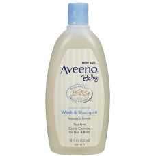 Aveeno Baby Wash & Shampoo 12oz/ 354ml