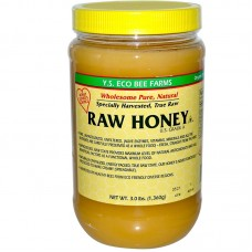 Y.S. Eco Bee Farms Raw Honey 22oz/623g