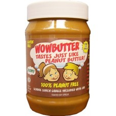 Safe4School Wow Butter Creamy (Peanut Free) 幼滑黃豆醬(無花生)