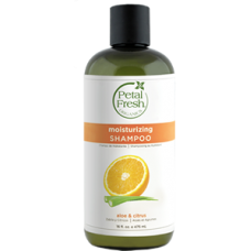 Petal Fresh Organics Aloe & Citrus Shampoo 475ml