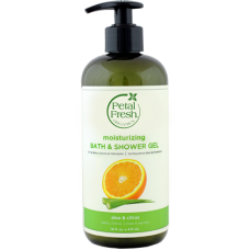 Petal Fresh Organics Aloe & Citrus Bath & Shower Gel 475ml