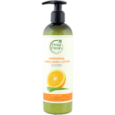 Petal Fresh Organics Aloe & Citrus Hand & Body Lotion 355ml
