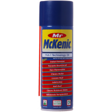 9-in1 Technology Oil – Non-flammable Penetrating Lubricant