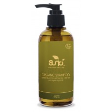 Organic Shampoo with Organic Argan Oil