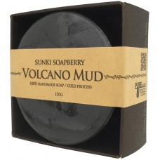 Volcano Mud Handmade Soap with Patchouli