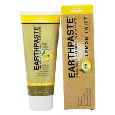 Earthpaste - Lemon Twist (Amazingly Natural Toothpaste)