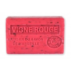 Exfoliating Red Vine Vegetable Soap