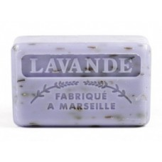 Exfoliating Lavender Vegetable Soap