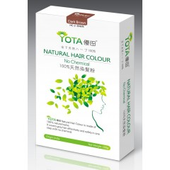 YOTA Natural Hair Color- Dark Brown