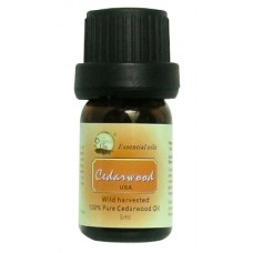Cedarwood Essential Oil, Wildharvested
