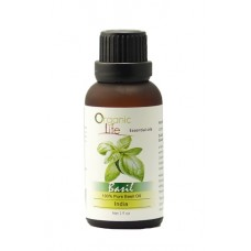 India Basil Essential Oil